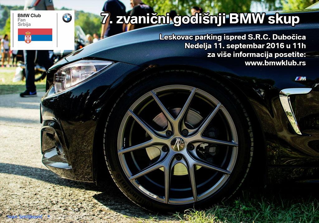 7. zvanicni skup BMW Fan Cluba